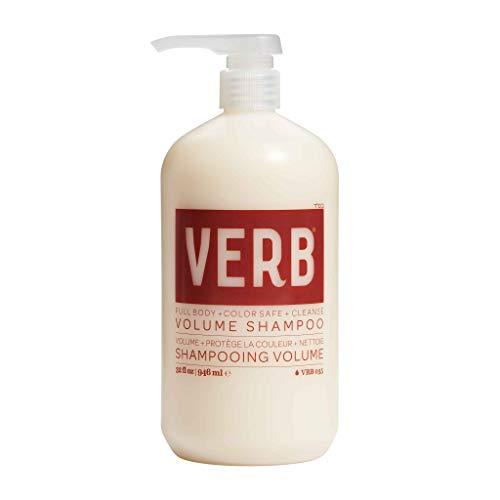 Verb Volume Shampoo|Full Body + Color Safe + Cleanse|32 fl oz