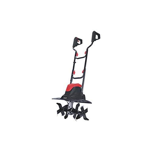Scheppach Elektro- Motorhacke MTE360 (1050 Watt, Arbeitsbreite max.: 360mm Arbeitstiefe max.: 220mm, Hackmesser- Ø: 205mm, 16 Messer, klappbarer Handgriff)