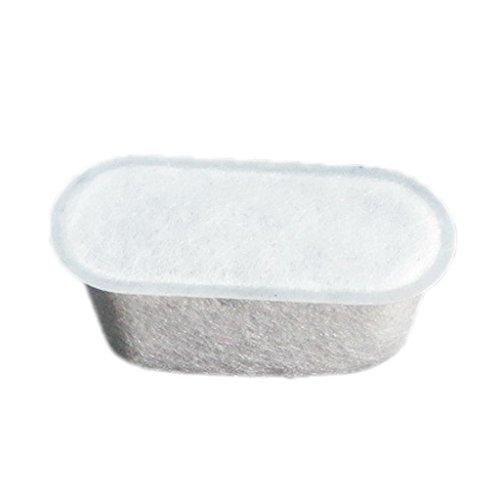 MagiDeal Filtre Charbon pour Cafetière Cuisinart Extraction Impureté d'Eau - S