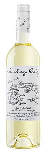 Vino Blanco Santiago Ruiz (D.O.Rias Baixas) - 750 ml