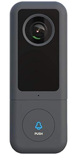Video Türklingel CARDEA 2 Draht Festverkabelt mit 2K Video, Personenerkennung und anpassbarem Erkennungsbereich.