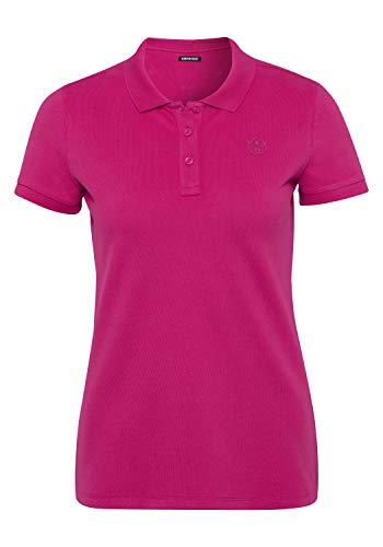 Chiemsee Damen Poloshirt Woman Shirts & Blusen, Bright Rose, XS