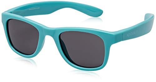 Koolsun Wave Kinder-Sonnenbrille, 1–5 Jahre, Aqua Sea