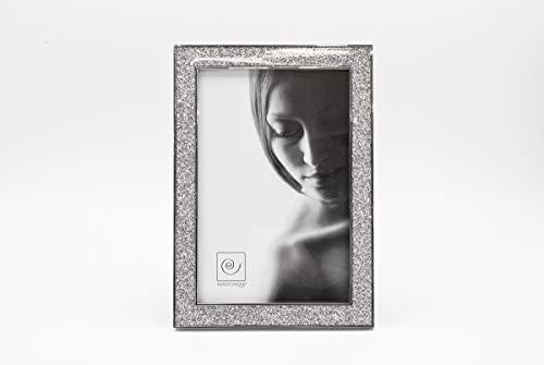 Mascagni Kristallrahmen Glitter 13x18cm