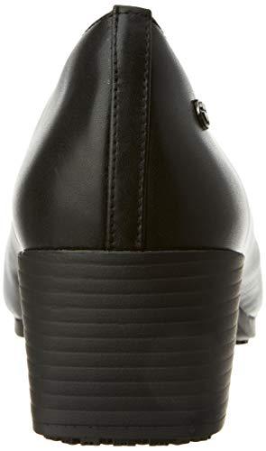 Shoes for Crews 57487-40/6.5 REESE Women's Slip On Elegant Shoes, Size 40, Black
