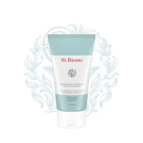 St. Biomé RegenerierendeGesichtscreme(50 ml),Hautcremebei trockener und sensibler Haut,...