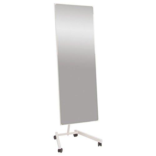 Therapiespiegel Standard, Standspiegel, Spiegel Physiotherapie 145x52 cm fahrbar