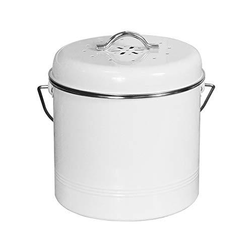 WXFF Contenedor de residuos La Basura de la Cocina se Puede dominar la Basura de la Cocina de la Cocina de la separación Seca y húmeda de la Cocina. Cubo de Basura