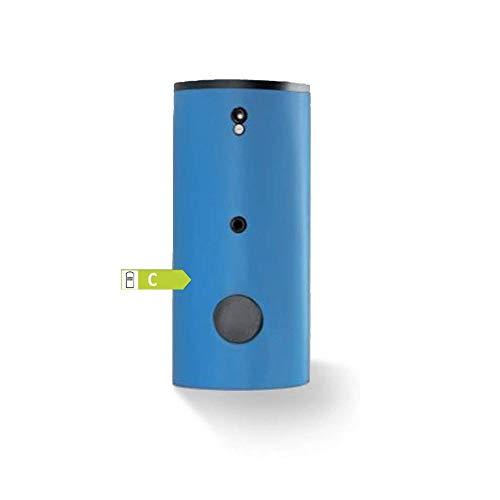 Buderus Austria Email Standspeicher HT 160 ERM Liter für Trinkwasserspeicher Warmwasser in blau