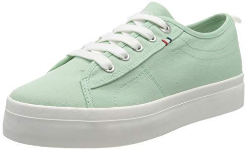 s.Oliver 5-5-23678-24, Zapatillas para Mujer, Verde Pale Green 706, 39 EU