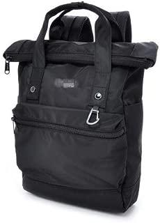 Fashion Handbag Backpack New Multifunctional Black Gold high Density Nylon Backpack Bag (Color : Khaki)