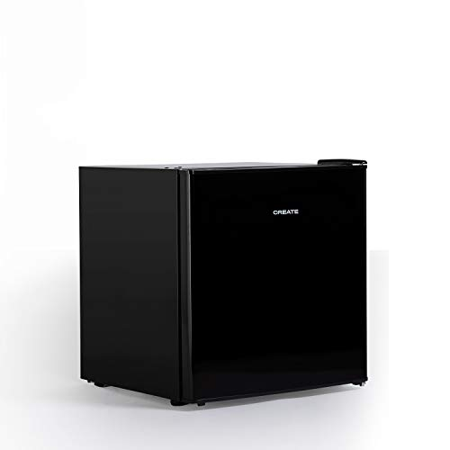 CREATE IKOHS Fridge MINIBAR 50 - Nevera Mini Bar, 43 L de Capacidad, Eficiencia energética A++, Bajo Consumo, 65W, Puerta Reversible (Negro)