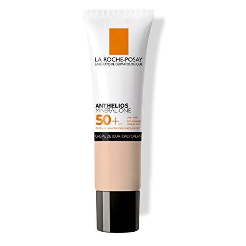 Anthelios 194906 Mineral One Spf 50+ Crema Claire, 30 ml