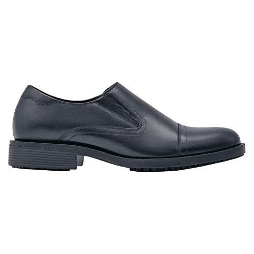 Shoes for Crews 1202-09-46/11/12 STATESMAN Rutschhemmende Schuhe zum für Herren, Größe 46 EU, Schwarz
