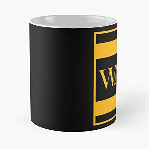 Generic Wasps Black Yellow Rugby London Best 11 oz Kaffeebecher - Nespresso Tassen Kaffee Motive
