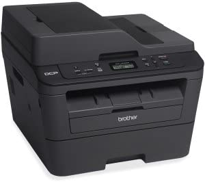 Brother DCP-L2540DW Laser Multifunction Printer - Monochrome - Plain Paper Print - Desktop - Copier/Printer/Scanner - 30 ppm Mono Print - 2400 x 600 dpi Print - 30 cpm Mono Copy LCD - 600 dpi Optical Scan - Automatic Duplex Print - 250 sheets Input - Ethe