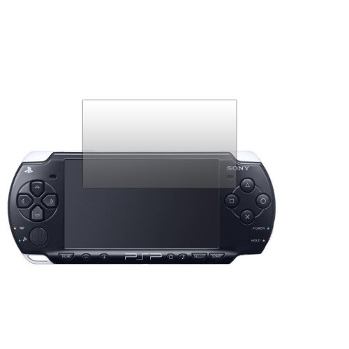 Slabo 2 x Displayschutzfolie kompatibel mit Sony PSP 3004 Slim | Lite Displayschutz Schutzfolie Folie Crystal Clear KLAR