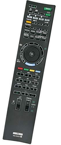 ALLIMITY RM-ED031 148771511 Fernbedienung Ersetzen für Sony LED Digital Colour Bravia TV KDL-40NX700 KDL-40NX703 KDL-40NX803 KDL-40NX805 KDL-40X4500 KDL-46NX703 KDL-46NX705 KDL-46X4500 KDL-52NX803