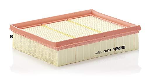 Original MANN-FILTER Luftfilter C 2287 – Für PKW