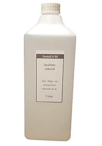 Qualitäts-Silikonöl 1 Liter 50cst