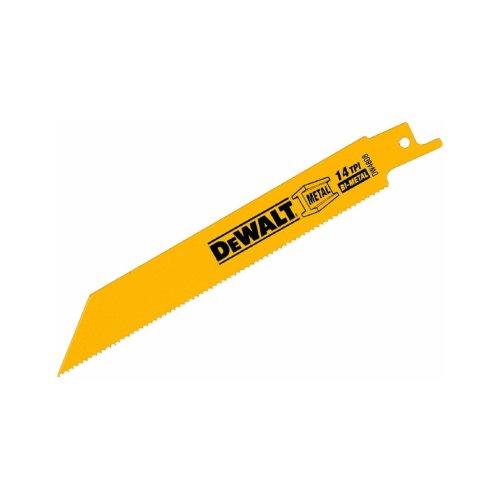 Black & Decker/DWLT DW4808B25 Bimetal Reciprocating Blade (Pack of 25)