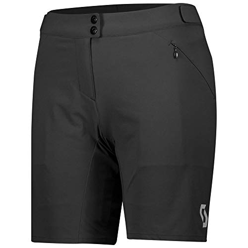 Scott Endurance Damen Fahrrad Short Hose kurz (Inkl. Innenhose) schwarz 2021: Größe: M (38/40)