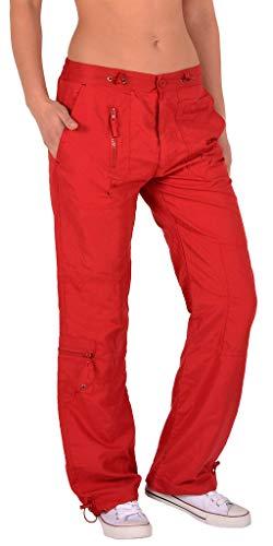ESRA Pantalon Femme Pantalon de Sport Pantalon de Loisirs H118