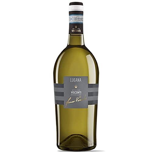 Lugana Doc | Franco Visconti 2019 | Antica Casa Visconti | Vino bianco del Garda | 750ml