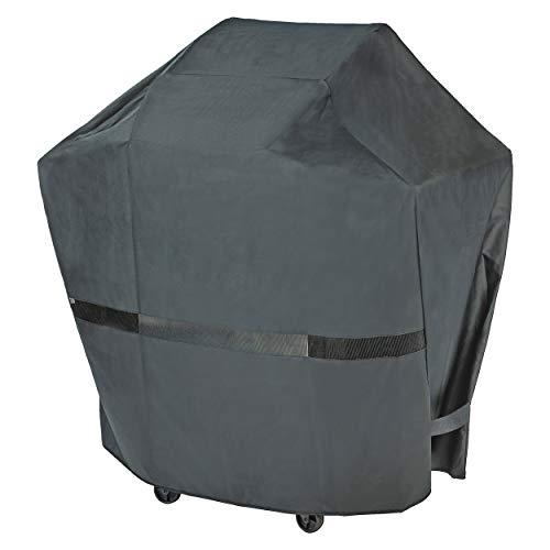 Jamestown Colten 2-Brenner Grill-Schutzhülle Eckig, 115,6 x 121,3 x 53,3 cm   Idealer Schutz vor Wind, Wetter und Schmutz