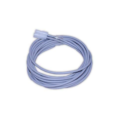 DOJA Industrial | Cable calefactor 150W | 5 metros | 230v | Resistencia de silicona Professional para Incubadora Terrario Reptiles Acuario Semilleros | Sonda calentador Fabricacion de cerveza vino