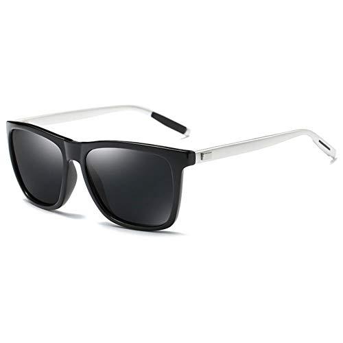 VEVESMUNDO Gafas de Sol Hombre Polarizadas Gafas de Visión Nocturna Anti UV400...