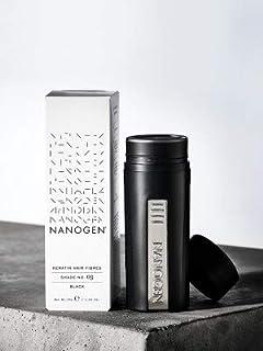 Nanogen Keratin Hair Thickening Fibres-Black 30g