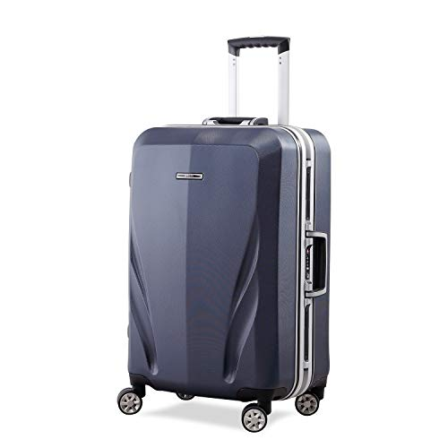 Unitravel Hardside Luggage Rolling Suitcase Lightweight Carry On Trunk with Spinner Wheels