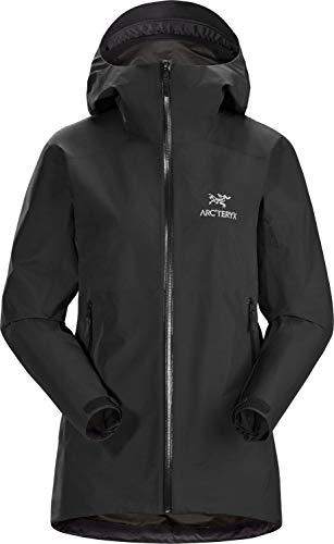 Arc'teryx Zeta SL Jacket Women's | Superlight Waterproof GORE-TEX Shell Jacket for Hiking | Robotica, Medium