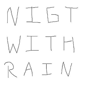 Night With Rain