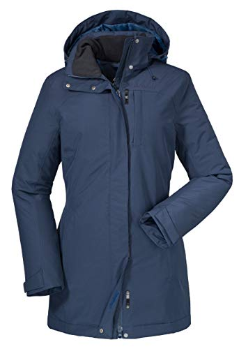 Schöffel Damen Jacken Insulated Jacket Portillo, navy blazer, 34, 11875