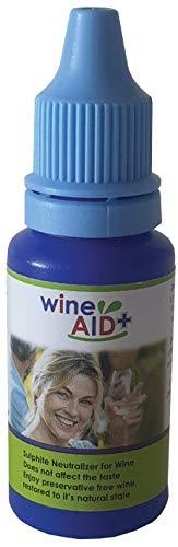 Wein-Hilfe, Sul-Entferner, natürlich, im Labor getestet, 3 Stück