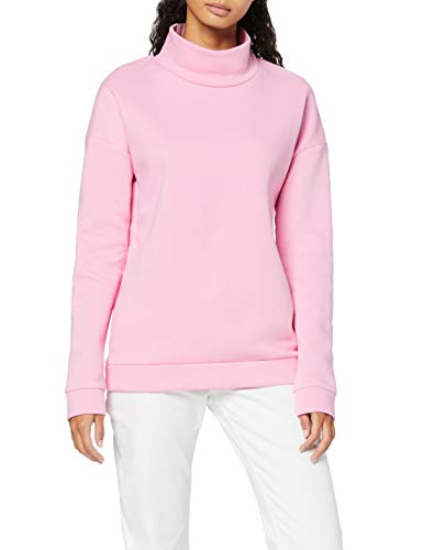 Marca Amazon - find. Sudadera Mujer, Rosa (Pink), 38, Label: S