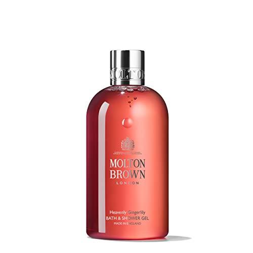 MOLTON BROWN Heavenly Gingerlily Bath & Shower Gel, 300 ml