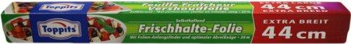 Toppits Frischhalte-Folie extra breit 20m x 44cm