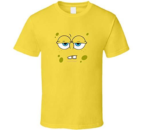 YONGMAO Bob Esponja recta disfraz de Halloween camiseta Daisy
