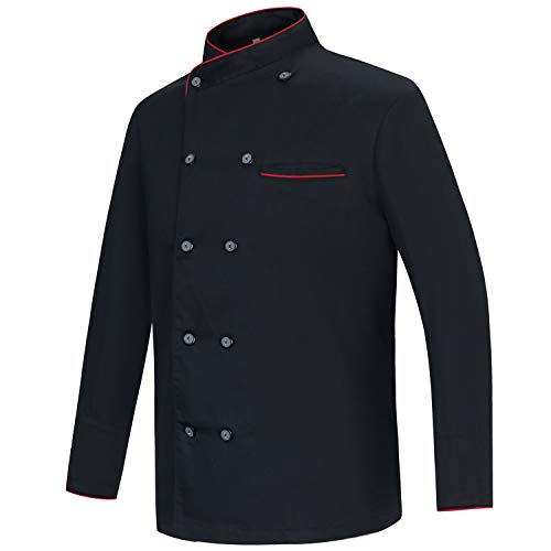 MISEMIYA - Chaquetas Chef Cocinero Uniformes Cocinas