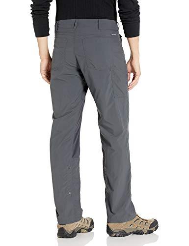 ExOfficio Men's BugsAway Sandfly Pant, Carbon, 32