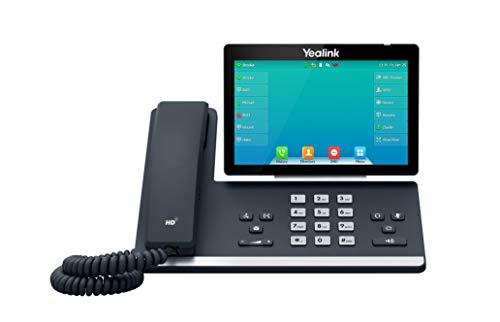 Yealink IP Telefon SIP-T57W VoIP-Telefon, schwarz