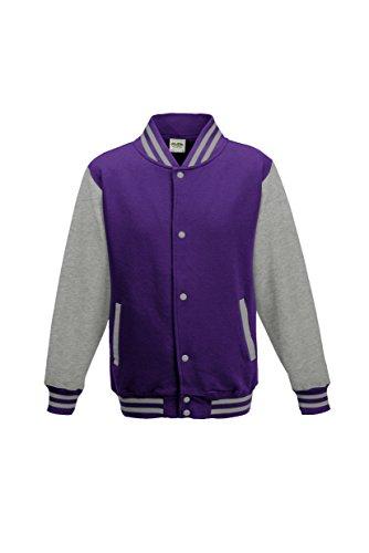 Awdis Kid's Varsity Jacket