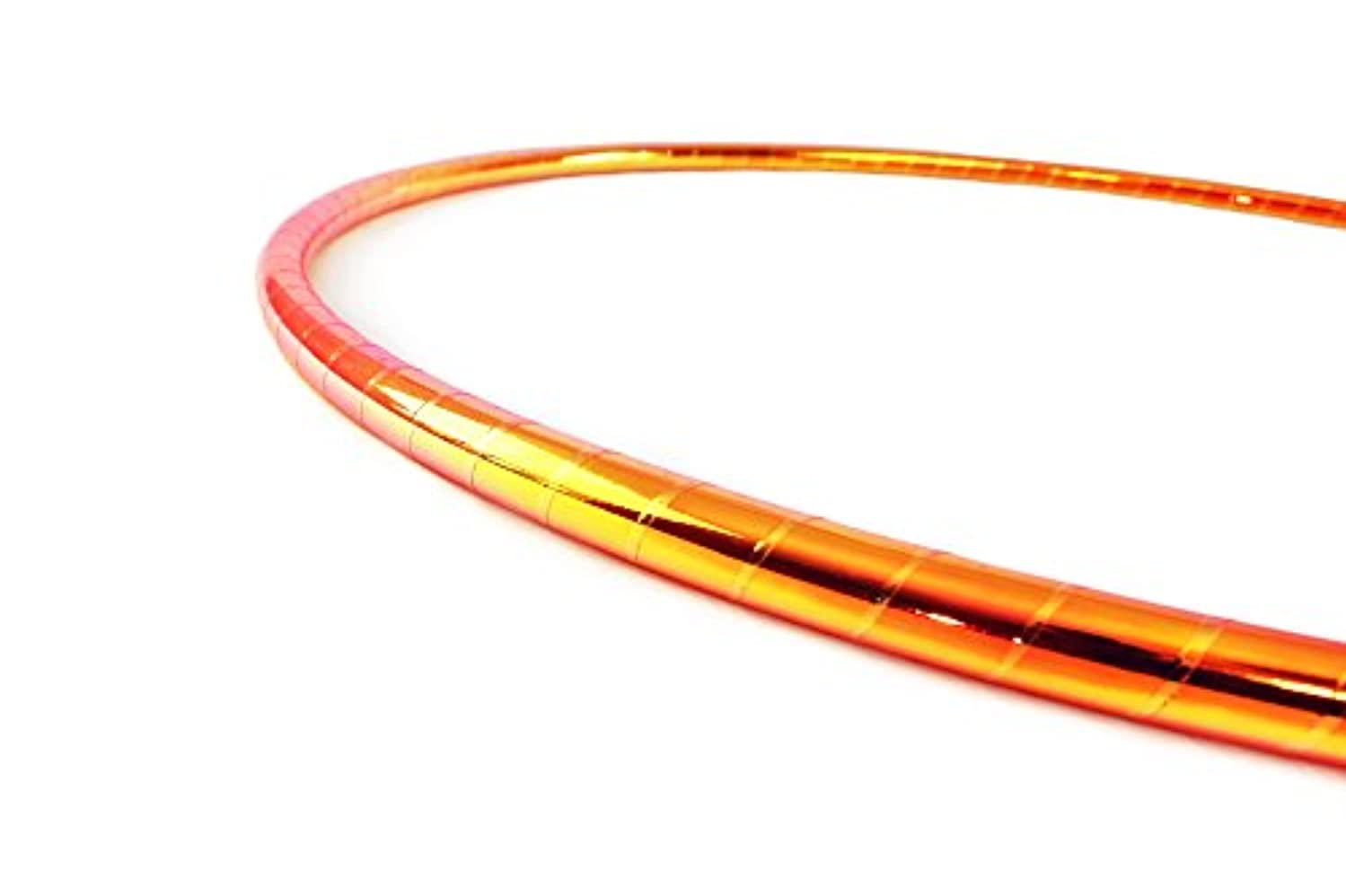 The Spinsterz Polypro Hula Hoop for Adults and Kids. Made in Bend Oregon!