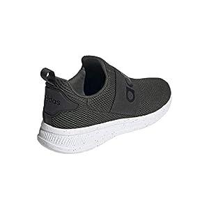 adidas Men's Lite Racer Adapt 4.0 Running Shoes, Legend Earth/Black/White, 10.5
