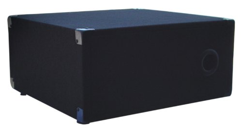 Odyssey CRE04 4 Space 17 Deep Carpeted Econo Rack