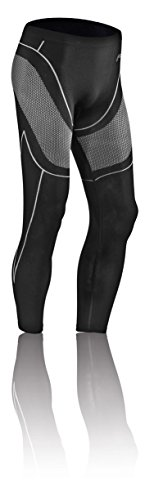 F-lite Body Megalight 140 Longtights, Black, XL