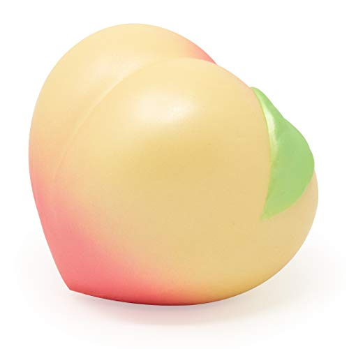 ibloom Medium Peach Squishy I Love Peach Series 3 Yellow Color